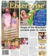 The Mountain Enterprise September 28, 2018 Edition