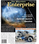 The Mountain Enterprise October 12, 2018 Edition