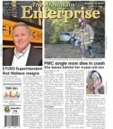 The Mountain Enterprise October 19, 2018 Edition