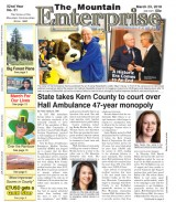 The Mountain Enterprise March 23, 2018 Edition