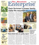 The Mountain Enterprise April 27, 2018 Edition