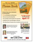 Don't Miss the Deadline for Local Phonebook Ads!