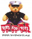 Toys for Tots saved for local families